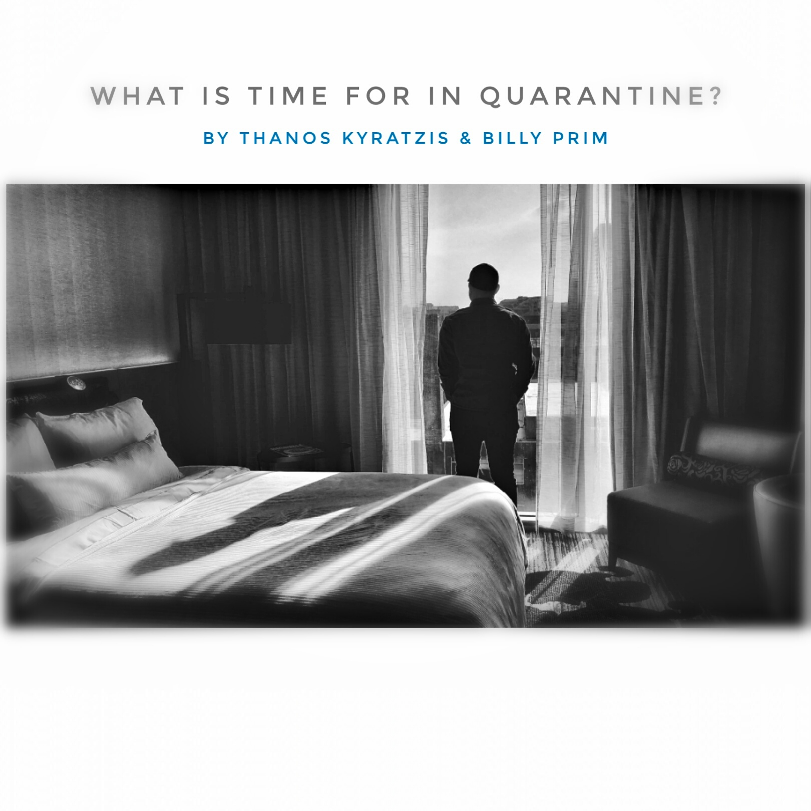 What is time for in quarantine?